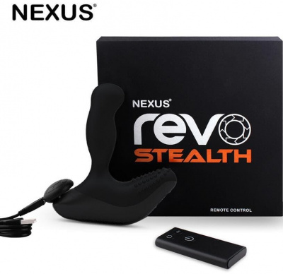NEW! Массажер простаты Nexus Revo Stealth - sex-shop.ua